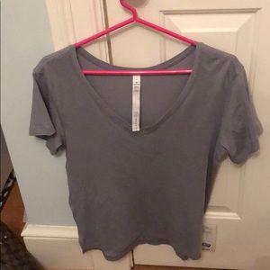 Lululemon Jericho v neck T-shirt NWT
